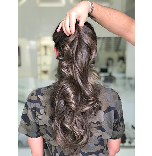 Best Hair Extensions Magic in Dubai - Tape In & Clip In