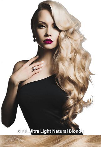 Our Hair Extensions Colors Dubai 13