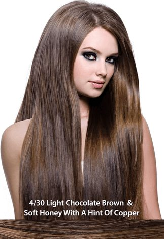 Our Hair Extensions Colors Dubai 2