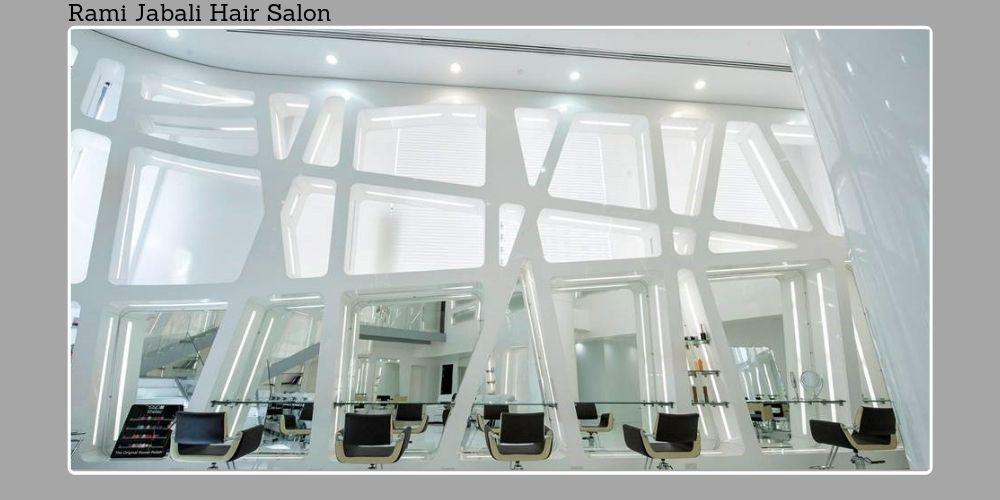 6 Greatest Hair Therapy Salon In Dubai – Rami Jabali Hair Salon