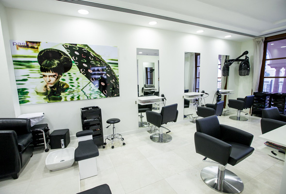 Pastels Beauty Salon In Dubai