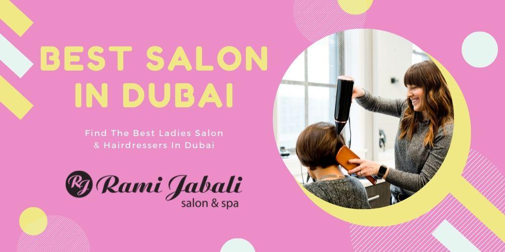 Best Salon In Dubai